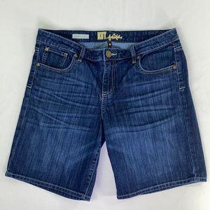 KUT for the kloth CATHERINE Boyfriend Shorts